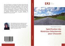 Bookcover of Spécification des Matériaux Sélectionnés pour Chaussée