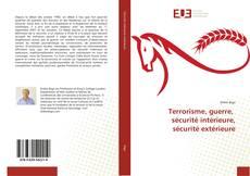 Couverture de Terrorisme, guerre, sécurité intérieure, sécurité extérieure