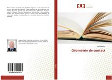 Bookcover of Géométrie de contact