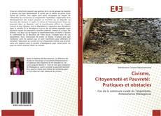 Bookcover of Civisme, Citoyenneté et Pauvreté: Pratiques et obstacles