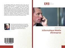 Capa do livro de Informatique Mobile d'Entreprise