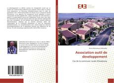 Couverture de Association outil de developpement