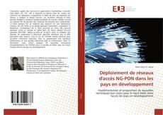 Capa do livro de Déploiement de réseaux d'accès NG-PON dans les pays en développement