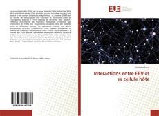 Couverture de Interactions entre EBV et sa cellule hôte