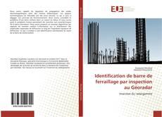 Capa do livro de Identification de barre de ferraillage par inspection au Géoradar