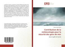 Bookcover of Contribution de la météorologie pour la sécurité des gens de mer