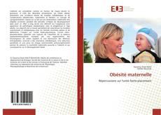Обложка Obésité maternelle