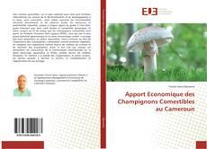 Bookcover of Apport Economique des Champignons Comestibles au Cameroun