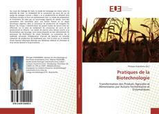 Portada del libro de Pratiques de la Biotechnologie