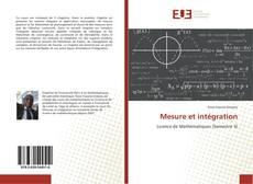 Bookcover of Mesure et intégration