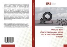 Bookcover of Mesure de la discrimination par genre sur le marché du travail tunisien