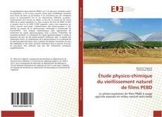 Bookcover of Étude physico-chimique du vieillissement naturel de films PEBD