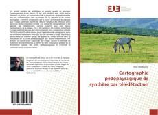 Bookcover of Cartographie pédopaysagique de synthèse par télédétection