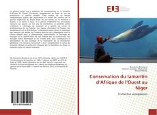 Bookcover of Conservation du lamantin d'Afrique de l'Ouest au Niger