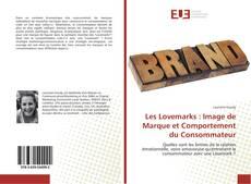 Bookcover of Les Lovemarks : Image de Marque et Comportement du Consommateur