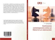 Capa do livro de Controverse contemporaine entre un libéral et un néomarxien