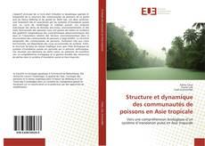 Bookcover of Structure et dynamique des communautés de poissons en Asie tropicale