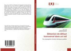 Buchcover von Détection de défaut transversal dans un rail