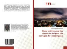 Borítókép a  Etude préliminaire des risques et dangers des barrages de Tsiazompanir - hoz