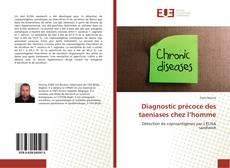 Bookcover of Diagnostic précoce des taeniases chez l'homme