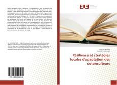 Couverture de Résilience et stratégies locales d'adaptation des cotonculteurs