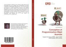 Couverture de Conception et Programmation Objet Avancée