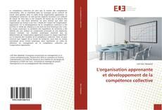 L'organisation apprenante et développement de la compétence collective的封面