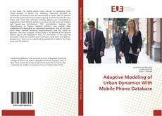 Copertina di Adaptive Modeling of Urban Dynamics With Mobile Phone Database