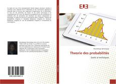 Couverture de Theorie des probabilités