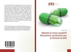 Обложка Obésité et stress oxydatif Musculaire: protection par le Xenical et GSE