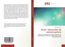 Borítókép a  <i>Fermi</i> : observation de sursauts gamma - hoz