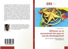 Bookcover of Réflexion sur la souveraineté des pays en voie de développement