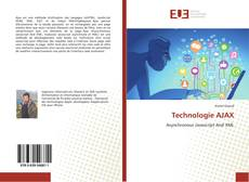 Bookcover of Technologie AJAX