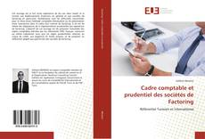 Buchcover von Cadre comptable et prudentiel des sociétés de Factoring