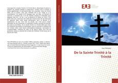 Обложка De la Sainte Trinité à la Trinité
