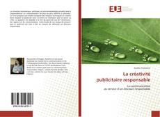 Portada del libro de La créativité publicitaire responsable