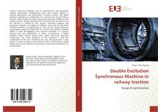 Bookcover of Double Excitation Synchronous Machine in railway traction
