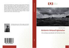 Copertina di Antonin Artaud épistolier