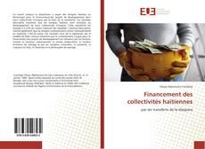 Bookcover of Financement des collectivités haïtiennes
