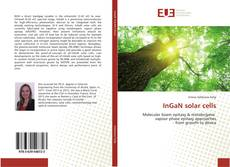 Bookcover of InGaN solar cells