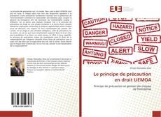 Обложка Le principe de précaution en droit UEMOA