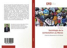 Sociologie de la contestation au Maroc kitap kapağı