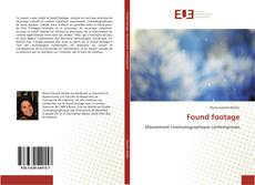 Bookcover of Found footage