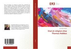 Couverture de Etat et religion chez Thomas Hobbes