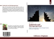 Sudamala und Reinigungsritual kitap kapağı