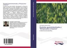 """Bookcover of Parásitos gastrointestinales y """"Dictyocaulus viviparus"""""""