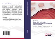 Buchcover von Desarrollo de Ensayos Competitivos para la Detección de Endotoxinas