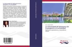 La Universidad de Salamanca de la posguerra a la actualidad kitap kapağı