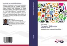 Formación del Docente Investigador kitap kapağı
