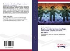 Evaluación de la sintomatología emocional y conductual en escolares kitap kapağı